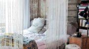 Шторы-нити винтерьере: необычный истильный декор +70 фото