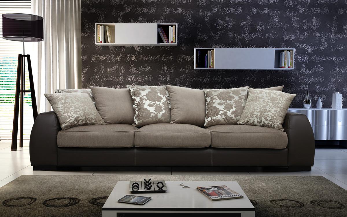 Основные плюсы и минусы прямых диванов