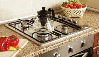 Эстетика и гармония: газовую плиту и другую технику какого цвета выбрать для кухни в едином стиле