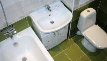 Ремонт в ванной комнате: специфика, этапы, сроки