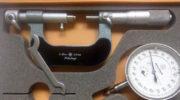 Измерительный инструмент Mitutoyo: гарантия от ведущего мирового производителя