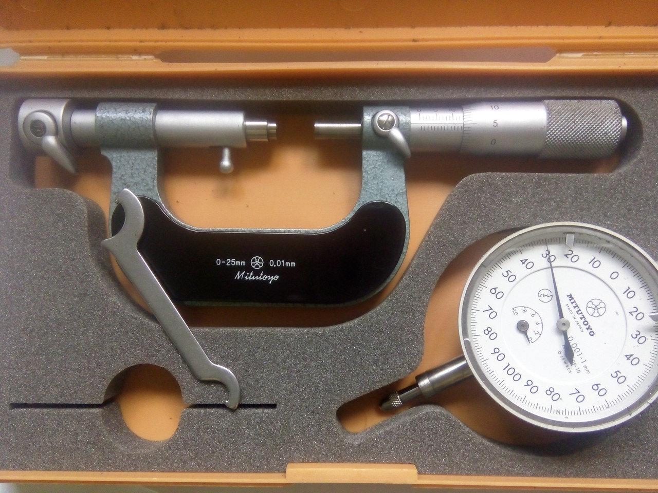 Измерительный инструмент Mitutoyo