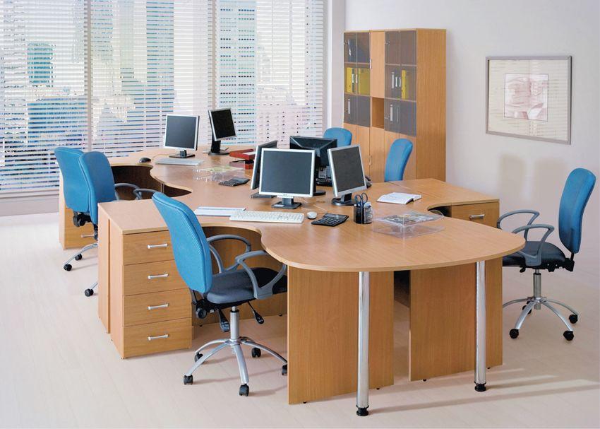 Что учесть при выборе офисной мебели
