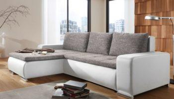 Как подобрать угловой диван для гостиной
