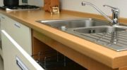 Как выполняется установка раковины на кухне