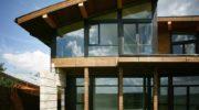 Нюансы остекления загородного дома