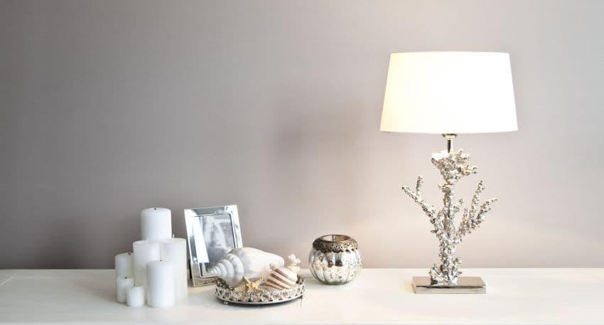 Какой плафон для настольной лампы лучше
