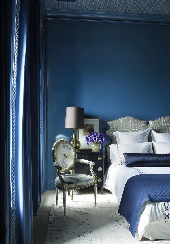 Топ-5 лучших цветов для оформления спальни
