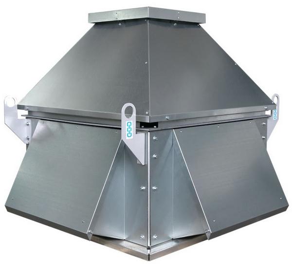 Виды и особенности использования крышных вентиляторов