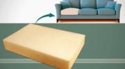 Свойства и особенности мебельного поролона