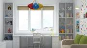 О покупке окон для дома. Какими должны быть окна для детской комнаты?