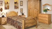 Характеристики мебели из сосны