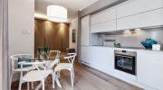 Кухонные столы: материалы изготовления, их особенности