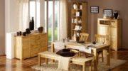 В чем основные преимущества мебели из массива?