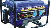 Бензиновый генератор: особенности и преимущества