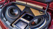 Автомобильные корпусные сабвуферы — типы корпусов