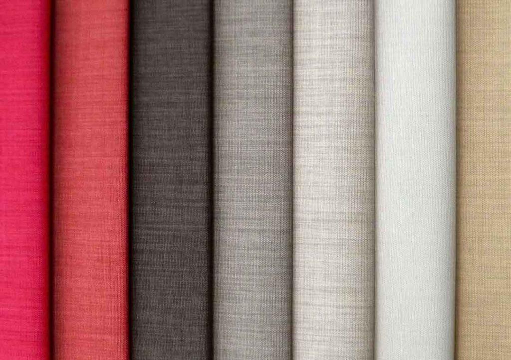 Какие есть ткани для штор от Arya Home