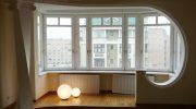 Остекление балконов по материалу профилей